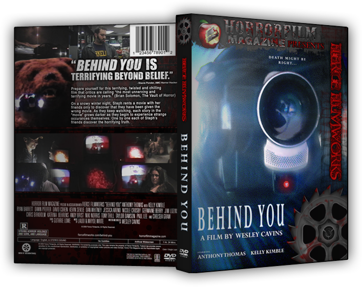 Behind You - DVD
