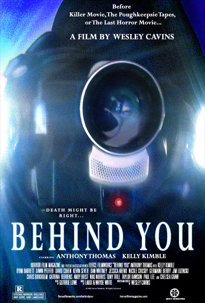 Behind You - One Sheet